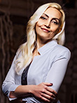 Single Ukraine women Svetlana from Kiev