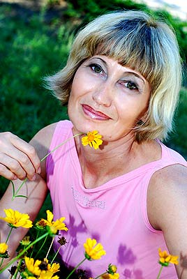 Ukraine bride  Dina 62 y.o. from Melitopol, ID 57161