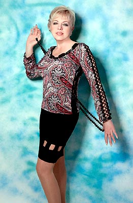 Ukraine bride  Galina 65 y.o. from Nikolaev, ID 55480