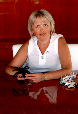 Ukraine bride  Elena 53 y.o. from Poltava, ID 58049
