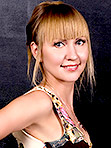 Single Ukraine women Larisa from Zaporozhye