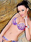 Single Ukraine women Elena from Odessa