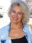 Single Ukraine women Lyudmila from Borispol