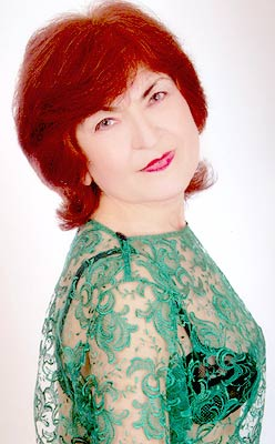 Ukraine bride  Lyudmila 73 y.o. from Kharkov, ID 13953