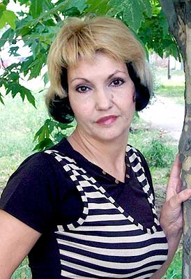Ukraine bride  Elena 58 y.o. from Melitopol, ID 49813