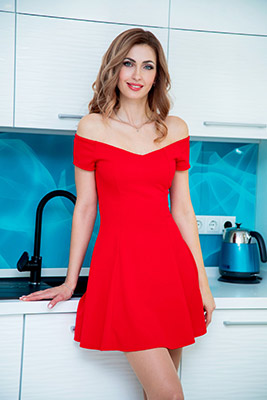 Ukraine bride  Olesya 38 y.o. from Nikolaev, ID 89777