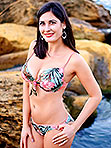 Single Ukraine women Inna from Odessa